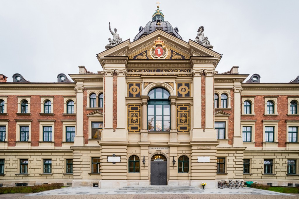Cracow University of Economics, Poland